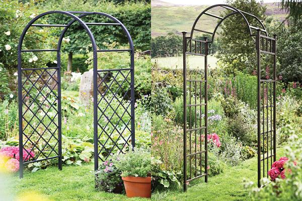 Garden Arch Garden Arch Available From Bunnings Warehouse