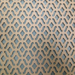 Perforated Mdf Panels